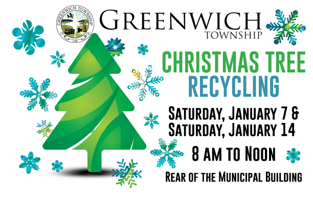 Christmas Tree Recycling Greenwich : Christmas tree recycling in gibbstown nj jan
