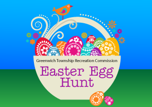 Greenwich Township Recreation Annual Easter Egg Hunt